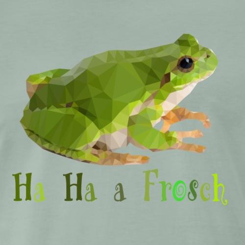 Ha Ha a Frosch