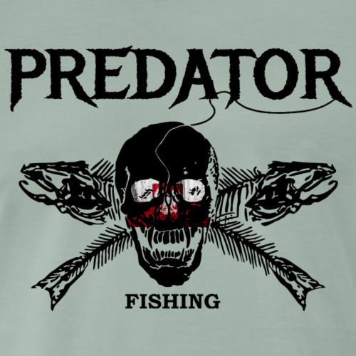 predator fishing polen - Männer Premium T-Shirt