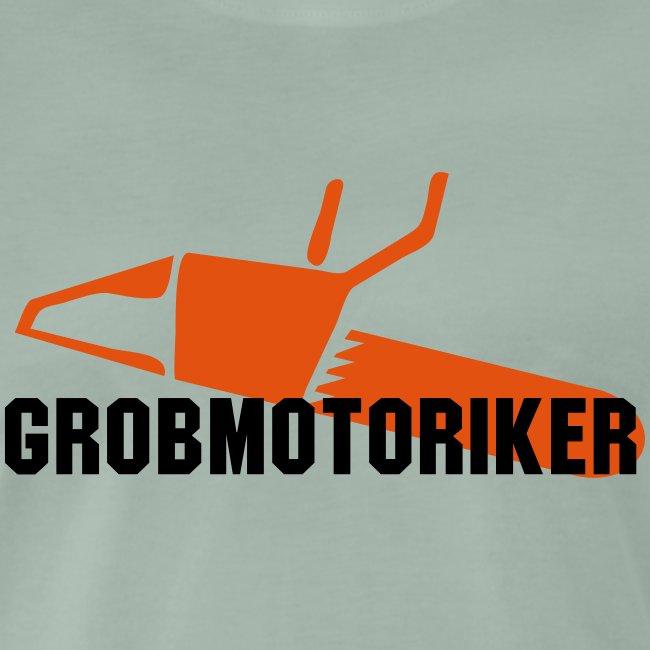 Fichtenmopet-Grobmotoriker-Shirt für Jäger/Förster
