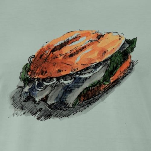 Matjesbroetchen - Männer Premium T-Shirt