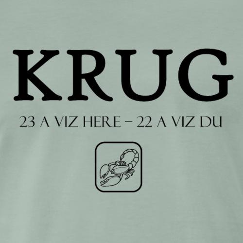 Bretagne - Krug - Scorpion - T-shirt Premium Homme
