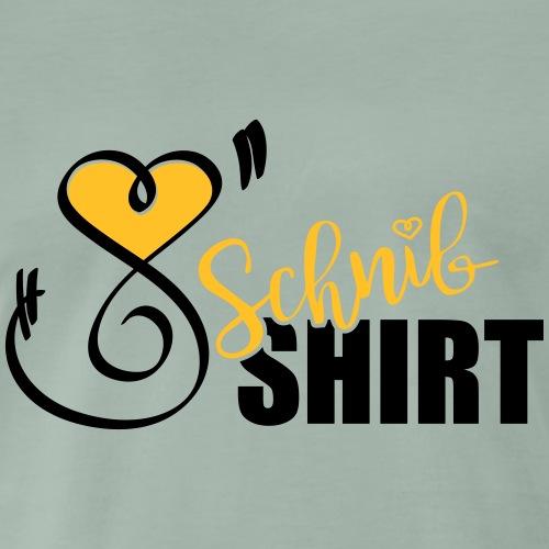 SchnibSHIRT - Männer Premium T-Shirt