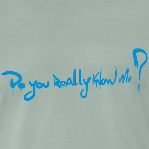 DYRKM - Männer Premium T-Shirt