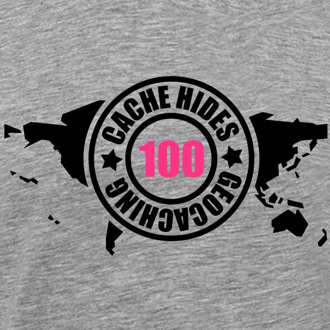 cache hides - 100