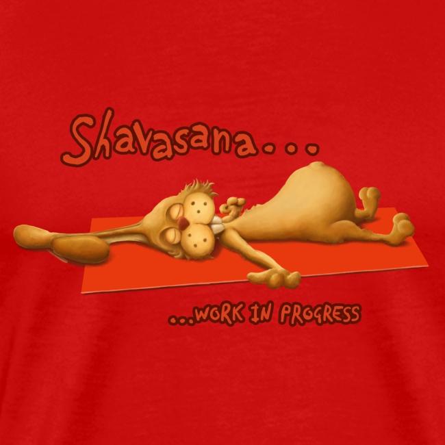 Time for Shavasana