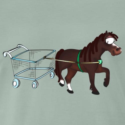 Shopping Pony