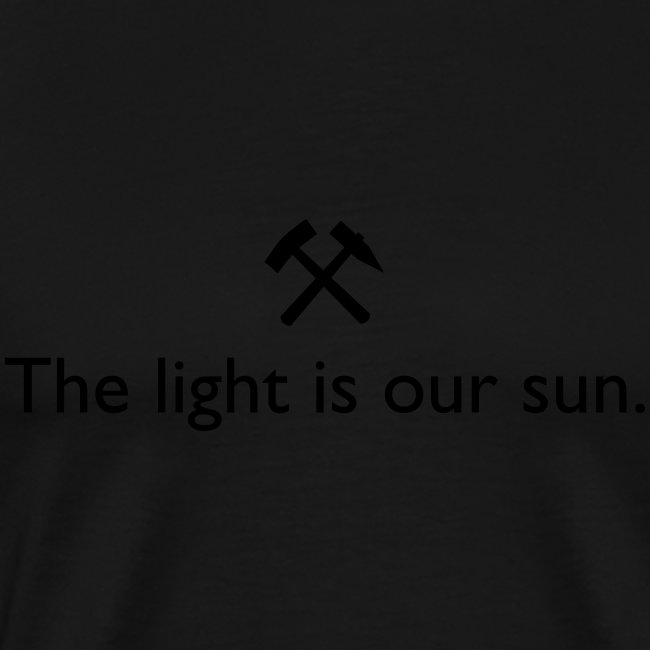 The light is our sun.