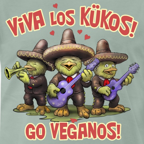 Los Kükos - Männer Premium T-Shirt