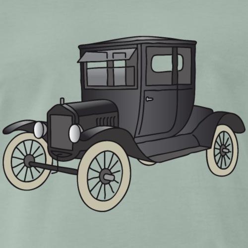 Modell T Oldtimer c - Männer Premium T-Shirt