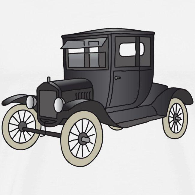 Modell T Oldtimer c