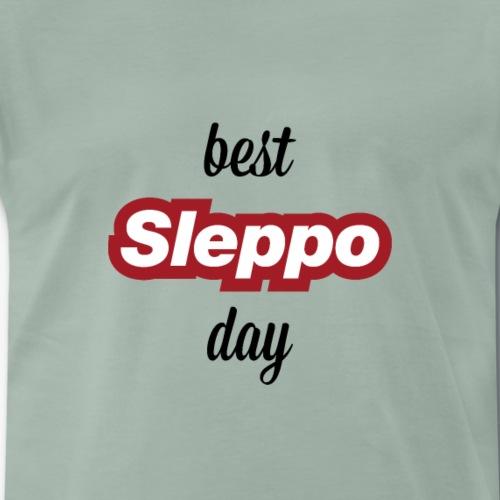 1^ COLLEZIONE - Best Sleppo Day - Maglietta Premium da uomo