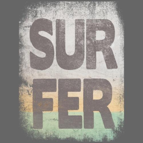 Surfer - Camiseta premium hombre