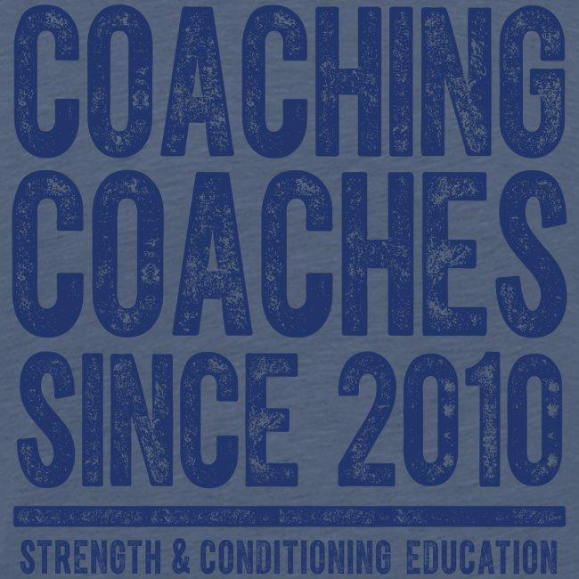 COACHING COACHES SINCE 2010
