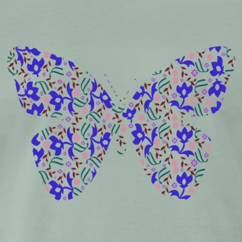 Butterfly II - Men's Premium T-Shirt