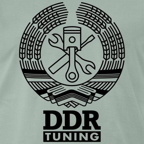 DDR Tuning Coat of Arms 1c - Men's Premium T-Shirt