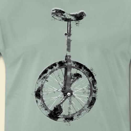 Einrad   Unicycle - Männer Premium T-Shirt