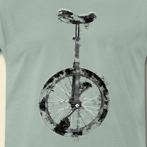 Einrad | Unicycle - Männer Premium T-Shirt
