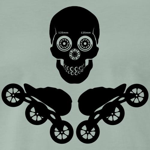 Skull + Skates 125mm