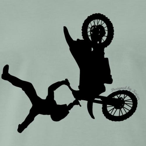 Rider-5-5-1 couleur-F - T-shirt Premium Homme