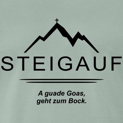 STEIGAUF Spruch 30 - Männer Premium T-Shirt