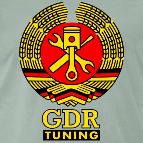 GDR Tuning Coat of Arms 3c - Men's Premium T-Shirt