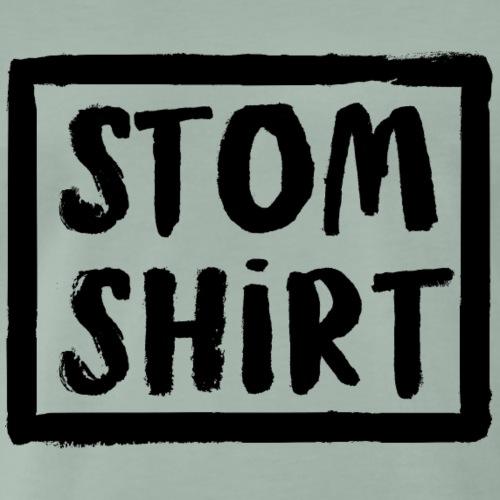 Stom shirt - Mannen Premium T-shirt