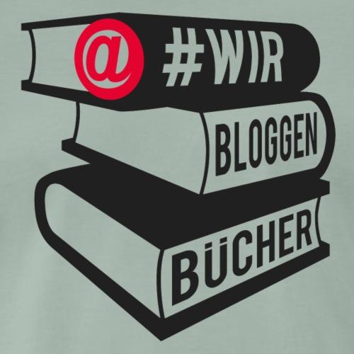 #wirbloggenbücher Logo