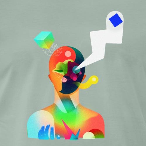 Son et vision - T-shirt Premium Homme
