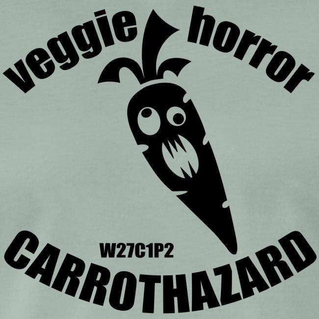 CarrotHazard - veggie horror