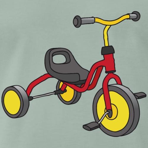 Triciclo per bambini - Maglietta Premium da uomo