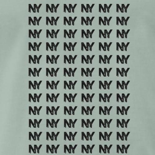 ny ny ny - Herre premium T-shirt