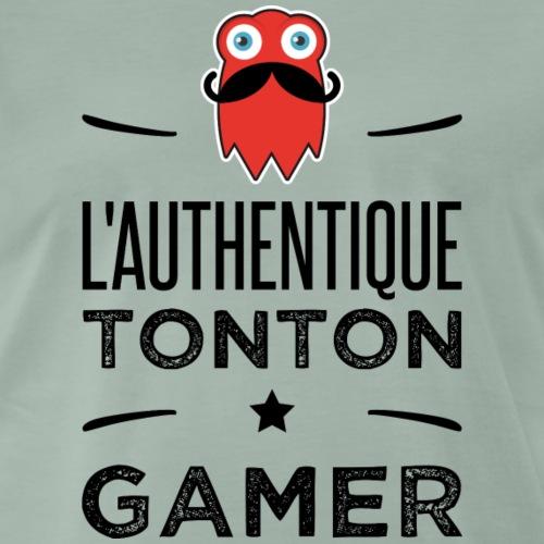 L authentique tonton gamer - T-shirt Premium Homme