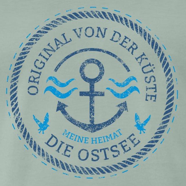 Ich bin ein Original von der Ostsee