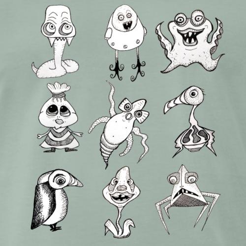 Collection - T-shirt Premium Homme