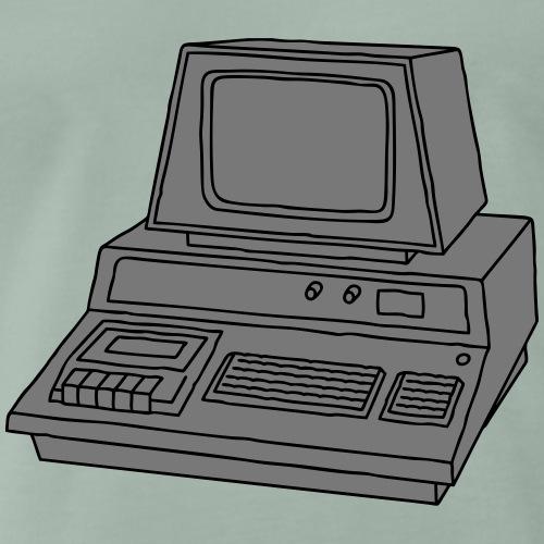 Personal Computer PC 2 - Männer Premium T-Shirt