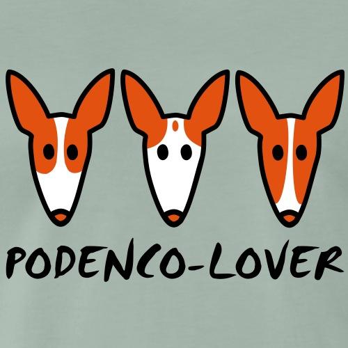 Podenco-Lover - Männer Premium T-Shirt