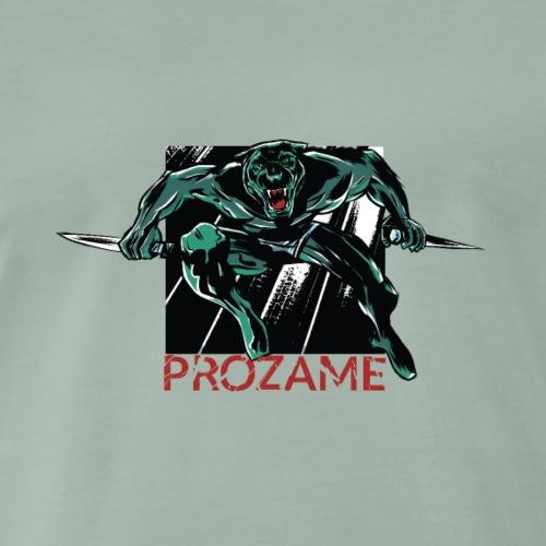 PantherWarrior - Männer Premium T-Shirt