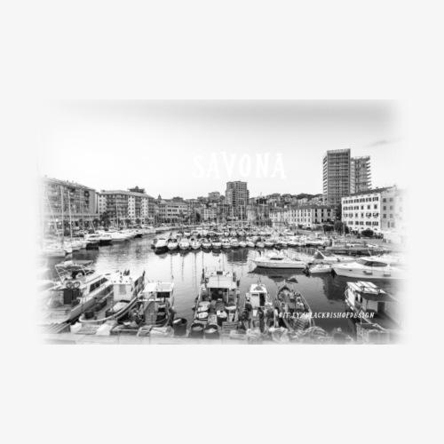 Savona - Maglietta Premium da uomo