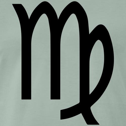 Jungfrau, September, Sternzeichen, Astrologie - Männer Premium T-Shirt
