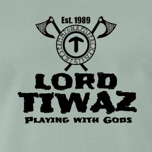 Lord Tiwaz Logo - Men's Premium T-Shirt