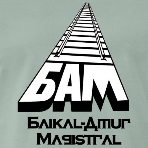 Bakial-Amur Magistral; de WMC mars van 2009 - Mannen Premium T-shirt