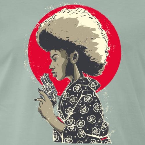 Afro Gun