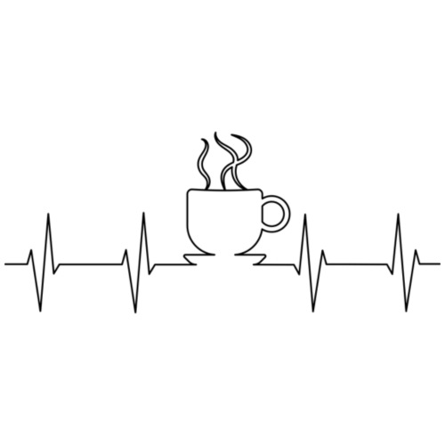 Coffee Time - Männer Premium T-Shirt