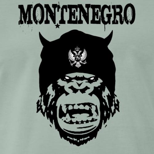 Montenegro - Männer Premium T-Shirt