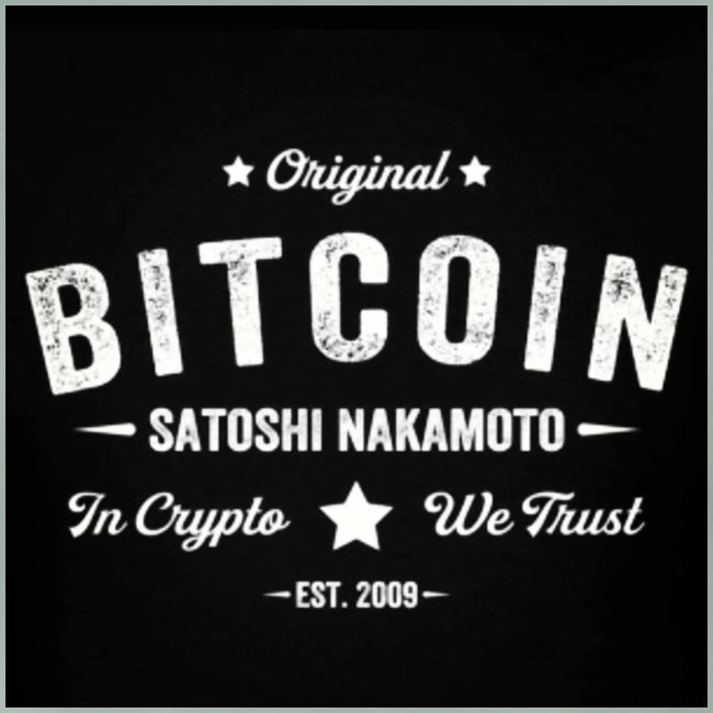 In Crypto We Trust