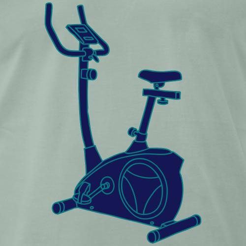 Heimtrainer 2 - Männer Premium T-Shirt