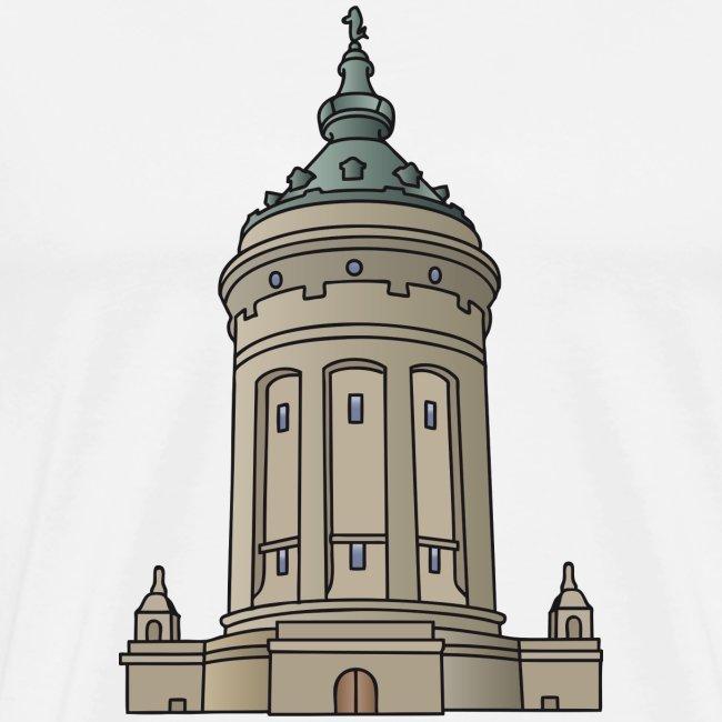 Wasserturm Mannheim c