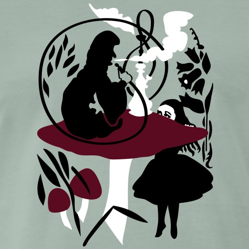 rauch_raupe - Männer Premium T-Shirt