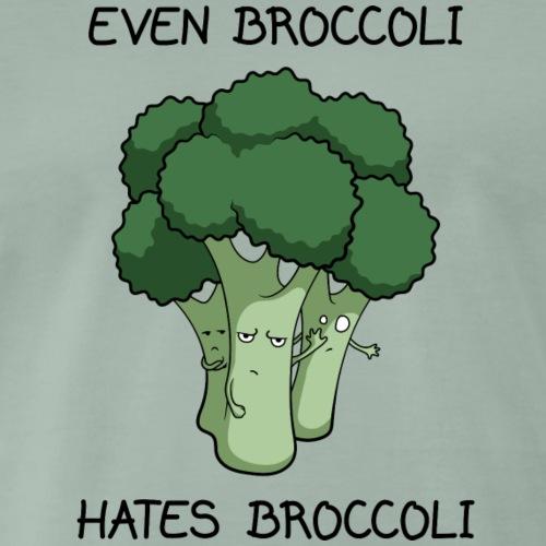 Even Broccoli Hates Broccoli - Men's Premium T-Shirt