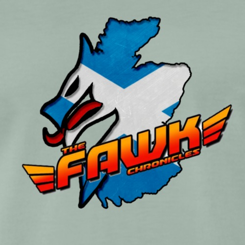 IndiFawks - Men's Premium T-Shirt
